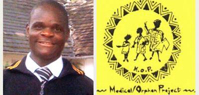 Dumisani Nguni and the Medical Orphan Project, Zimbabwe