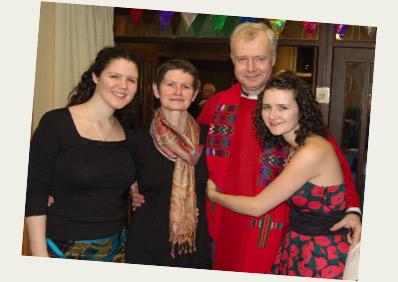 fr-john-family
